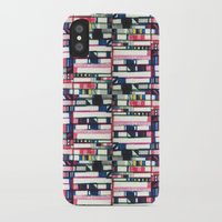 skyline iPhone & iPod Cases featuring SKYLINE by Ruth Hagen