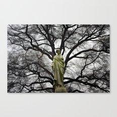 Breath In Canvas Print