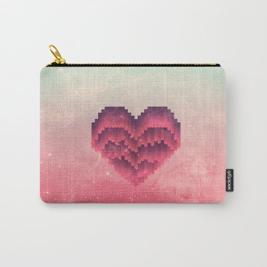 Interstellar Heart IV Carry-All Pouch