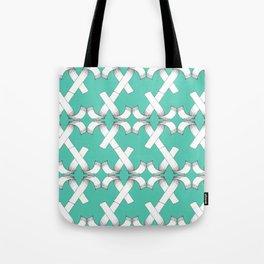 Number 2 V2 Tote Bag