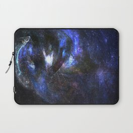 Galaxy abstract Laptop Sleeve