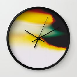 LightLeak Wall Clock