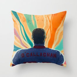 O'Callaghan Comes Out Throw Pillow