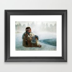 Sing You a Lullabye Framed Art Print