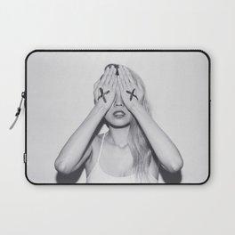 Tribute To KAWS Laptop Sleeve