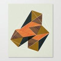fig Canvas Prints featuring Fig. 5 by Jasmine Sierra