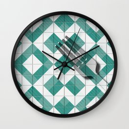 Cucina I Wall Clock