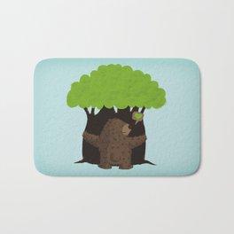 LOVE TREES Bath Mat