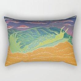 Santa Cruz Nudibranch Rectangular Pillow