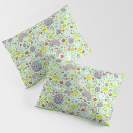 Cute Rats and Mice Pillow Sham