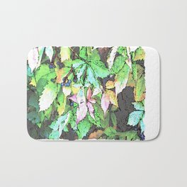 Fruits of Autumn 2 Bath Mat
