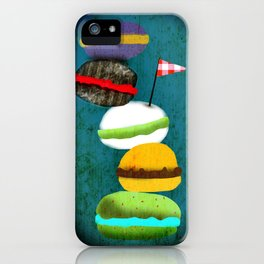 Macarons in my dreams iPhone Case