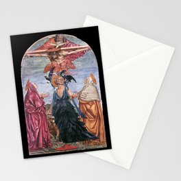 St. Joseph in Alexander McQueen Stationery Cards
