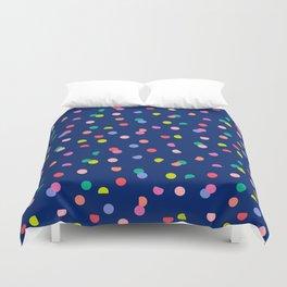 Colourpop Confetti Duvet Cover