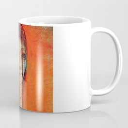 "Odilon Redon ""Veiled woman"" Coffee Mug"