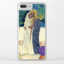 1001 Nights Clear iPhone Case