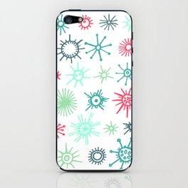 Heliozoa iPhone Skin