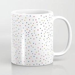 Seamless colourful dots Coffee Mug