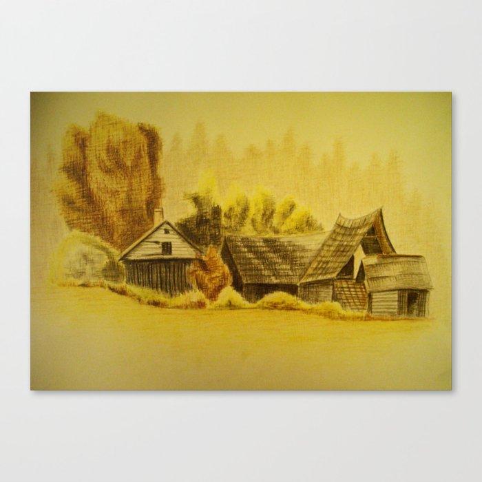 Memory / Mälestus Canvas Print