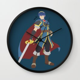 Marth(Smash) Wall Clock