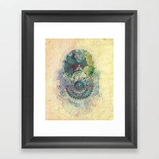 Washed In Time Framed Art Print