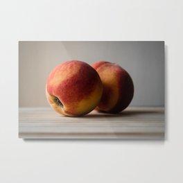 Peaches Metal Print