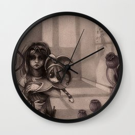 My Constant Companion Wall Clock