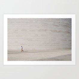Surface #2 Art Print