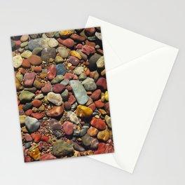 Lake Bottom Confetti Stationery Cards