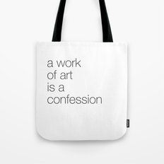 work of art Tote Bag