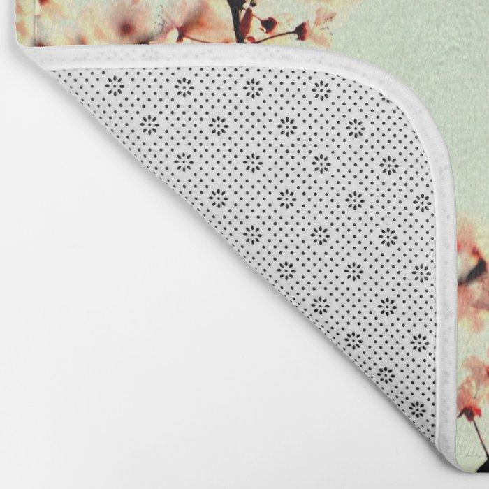 SUBTLE BLOSSOM Bath Mat