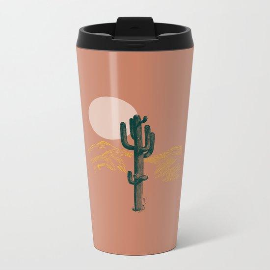 hace calor? Metal Travel Mug