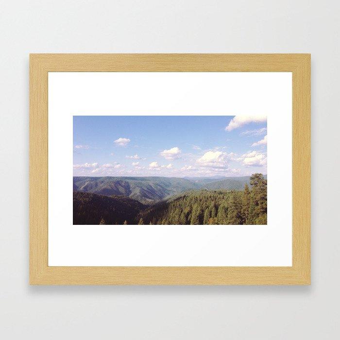 New Beginnings Framed Art Print