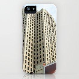 Detroit's Finest iPhone Case