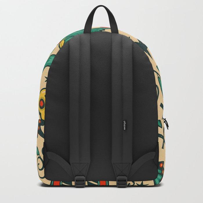 Tattoos Backpack