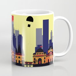Lovely Melbourne Coffee Mug