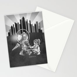 The Underwater Utopia Stationery Cards