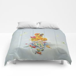 Year of the Rooster Comforters