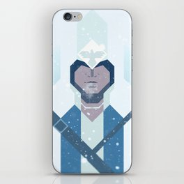 Connor / Assassins Creed iPhone Skin