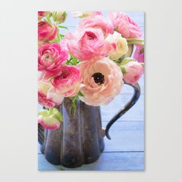 Spring Blooms Canvas Print