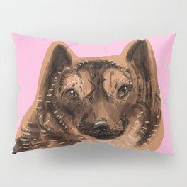 Kai Ken ( Tiger dog) Pillow Sham
