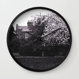 A bit of england which feels like home Wall Clock