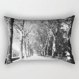 Light Shower Rectangular Pillow