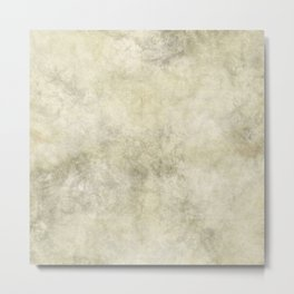 Antique Marble Metal Print