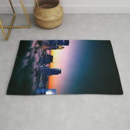 Minneapolis Above the Clouds Rug