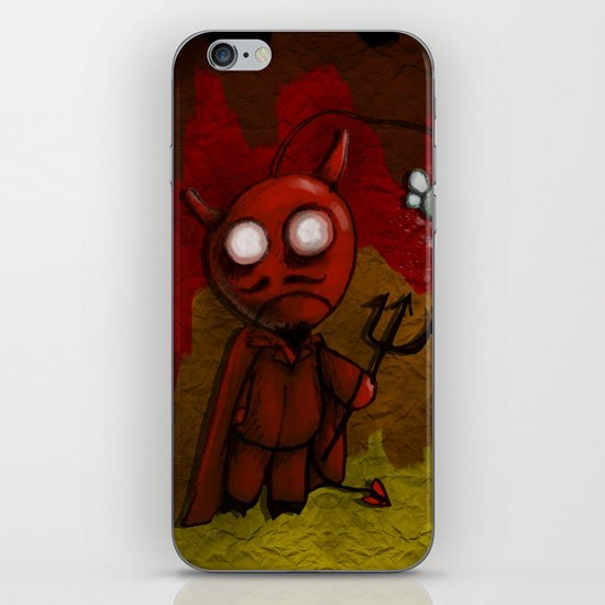 DevilBob iPhone & iPod Skin