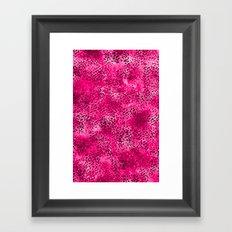 Pretty Wild (Series) Framed Art Print