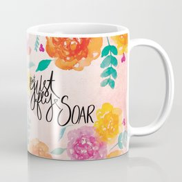 Don't Just Fly SOAR Coffee Mug