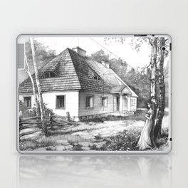 Traditional Polish Mansion Laptop & iPad Skin