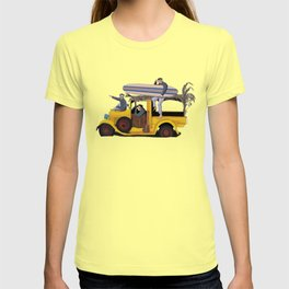 AJR Surfin' Safari Inspired Art T-shirt